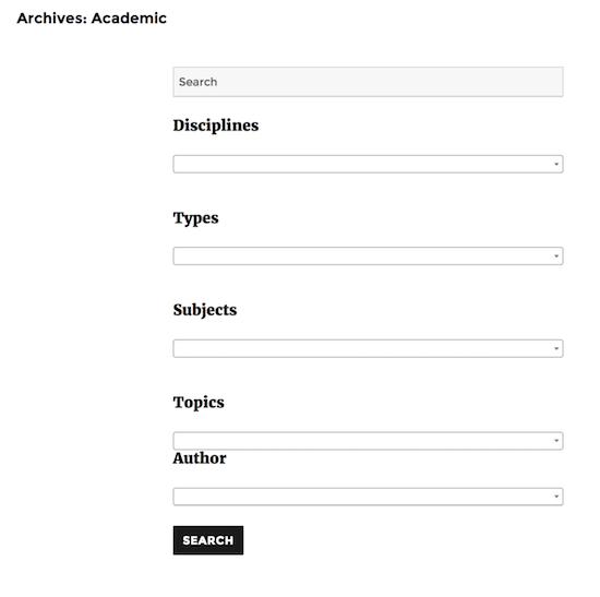 Academic 6